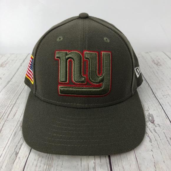 cd71768e358 New York Giant NFL 59Fifty New Era Hat Green. M 5aa190d2d39ca2a88d8e5458